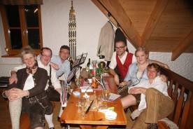 Die Abordnung des MV Inzersdorf, Melkmaschin'