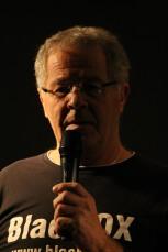 Franz Mader lud zu den Konzerten mit Rauhnacht (2. November) und Heini Altbart (24. November)