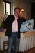 Bankstellenleiter Ing. Hans Baumgartner lud zur Weltsparwoche in die Sparkasse Perschling