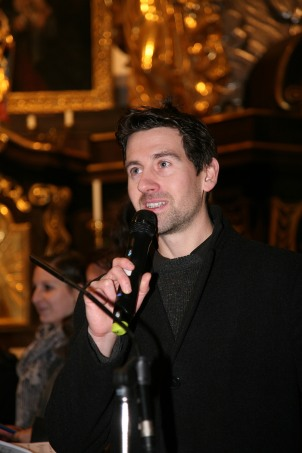 Kapellmeister Andreas Kos dankte für den zahlreichen Besuch und wünschte einen besinnlichen Advent
