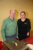 Gerald und Ines Hochenthaner (s'Kellerstöckl) sorgten für das Catering