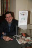 Vizebgm. Franz Erber sammelte freiwillige Spenden und verkaufte Tombolalose