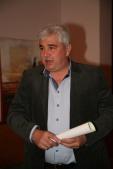Bgm. Reinhard Breitner leitete die Neuwahlen und stellte Pläne für die Ortschaft Perschling vor