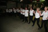 Mit einigen Showtänzen stellte sich die Linedancegruppe Perschling vor