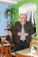 Bgm. Reinhard Breitner dankte für die Aktivitäten der Vereine im laufenden Jahr
