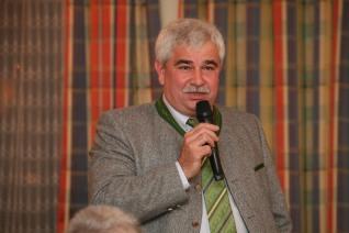 Bgm. Reinhard Breitner bedankte sich für das Engagement der Langmannersdorfer