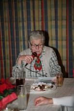 Theresia Breitner las weihnachtliche Gedanken