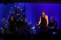 Joni Madden und Tochter Kate Madden-Cutic, im Hintergrund Wolfgang Tockner (von links)