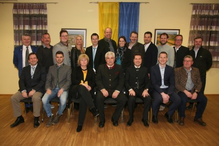 Der neue Gemeinderat von Perschling